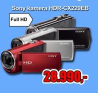 Digitalna kamera HDR-CX220EB