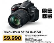Fotoaparat DSLR D5100