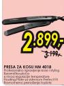 Presa za kosu HM-4018
