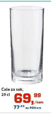 Čaša za sok