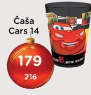 Čaša Cars 14 Trudeau