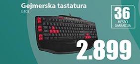 Tastatura gejmerska  G103