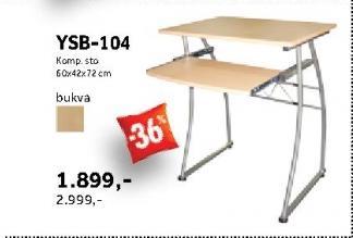 Kompjuter sto YSB-104