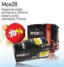Ulošci Moe28 sniženo