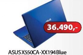 Laptop X550CA-XX194 Blue