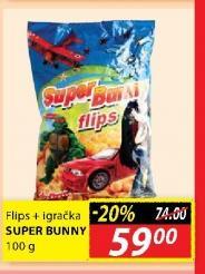 Flips Super Bunny