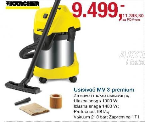 Usisivač Mv 3 Premium