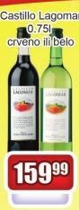 Belo vino Castillo Lagomar