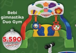 Bebi gimnastika Duo Gym