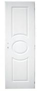 Vrata KMB elipsa nefarbana, štok 10cm