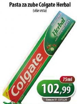 Pasta za zube Herbal