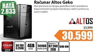 Desktop računar Altos GEKO