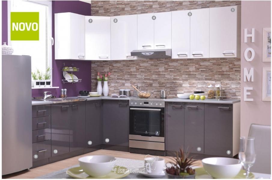 Kuhinjski element D60