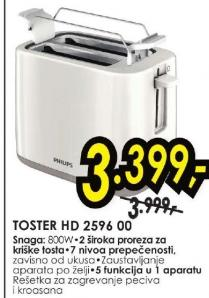 Toster HD2596