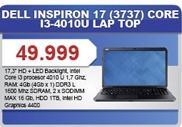 Laptop Inspiron 3737