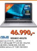 Laptop X550CC-XX170