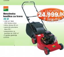 Benzinska kosilica za travu 46B, Gardens best