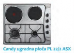 UGRADNA PLOČA PL22/2 ASX