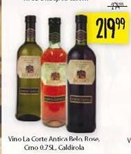 Crno vino La Corte Antica