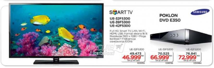 Led Tv UE32F5300