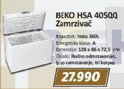 Zamrzivač Hsa40500