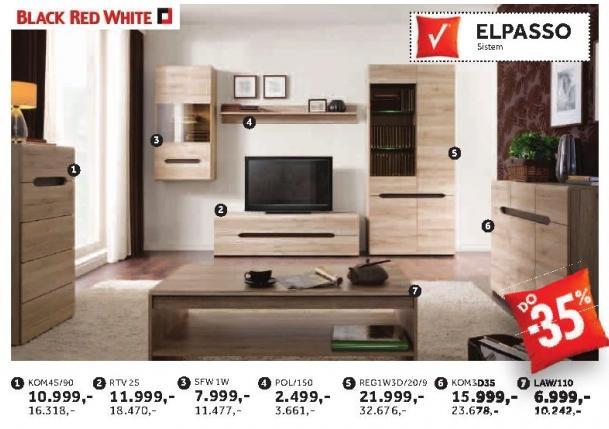 Regal Reg1w3d/20/9 Elpasso Black Red White