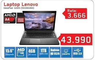 Laptop IdeaPad G505 59390284