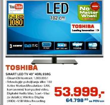 Smart LED TV 40'' 40RL938g