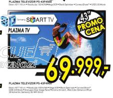 3D Plazma Televizor PS-43F4900