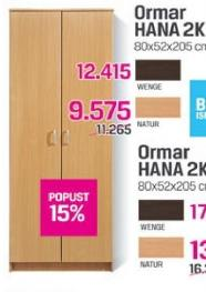 Ormar HANA 2K