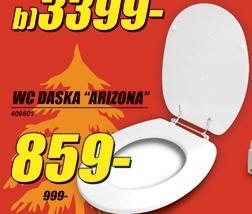 WC daska Arizona