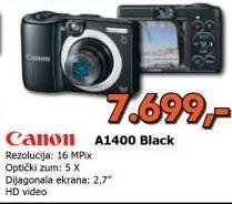 Digitalni Fotoaparat A1400 Black
