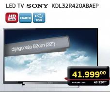 LED TV 32'' KDL32R420