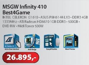 Računar Infinity 410 ( Best4Game )