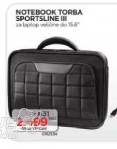 Notebook torba Sportsline III