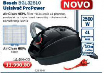 Usisivač Bgl 32510
