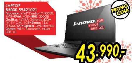 Laptop B5030 59421021