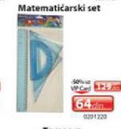 Matematički set