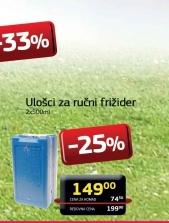 Ulošci za ručni frižider