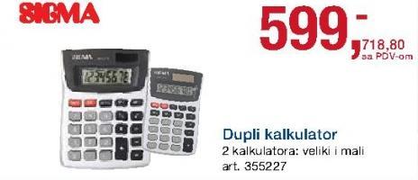 Dupli kalkulator