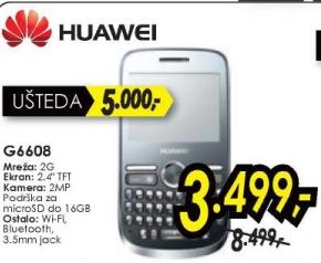 Mobilni telefon GSM G6608