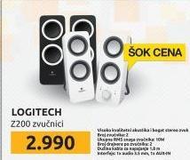 Zvučnici Z200 2.0