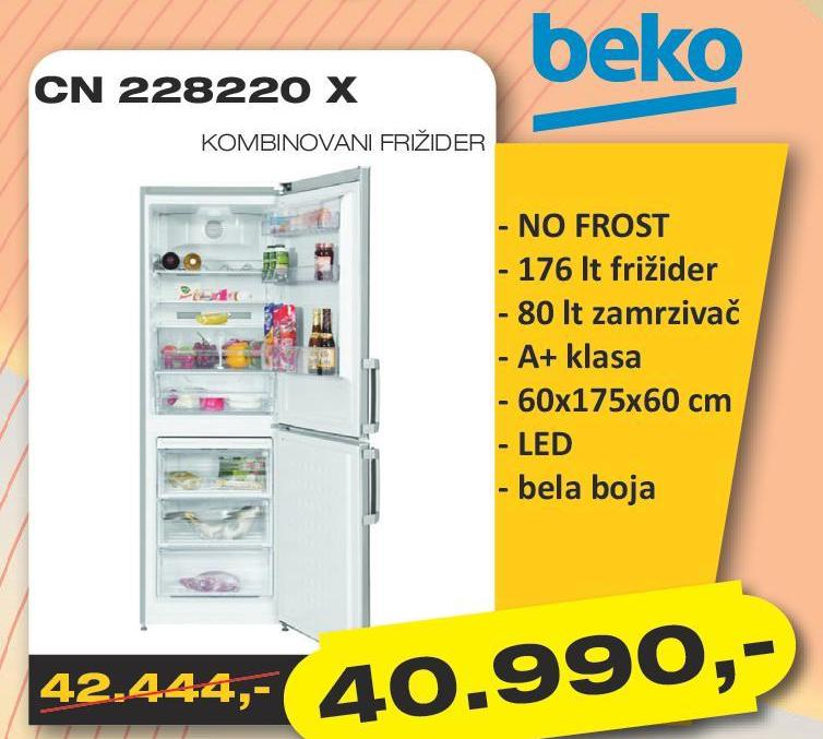 Frižider CN 228220 X