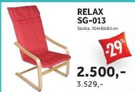 Stolica RELAX SG-013