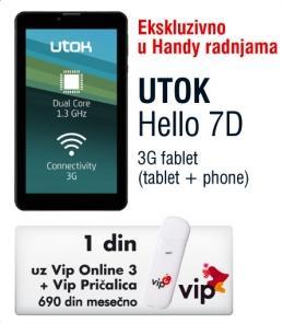 Tablet Hello 7d