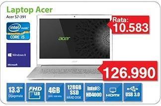 Laptop Aspire S7-391
