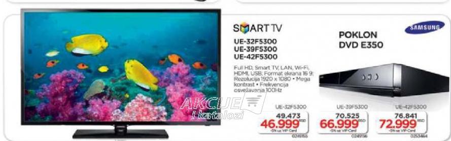 LED Tv UE-39F5300