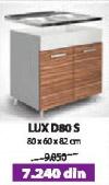Kuhinjski element LUX D80 S