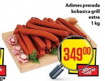 Kobasica grill