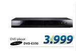DVD Player - DVD-E350
